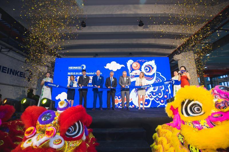 Jongia breidt uit in Azië: gezamenlijke nieuw assemblage hal in Foshan China