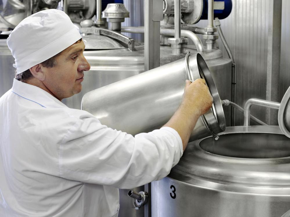 Toepassingen - Jongia Mengers/Mixers/Roerders voor de Voedingsmiddelen Industrie