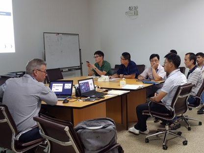 In ons technology center trainen wij uw medewerkers