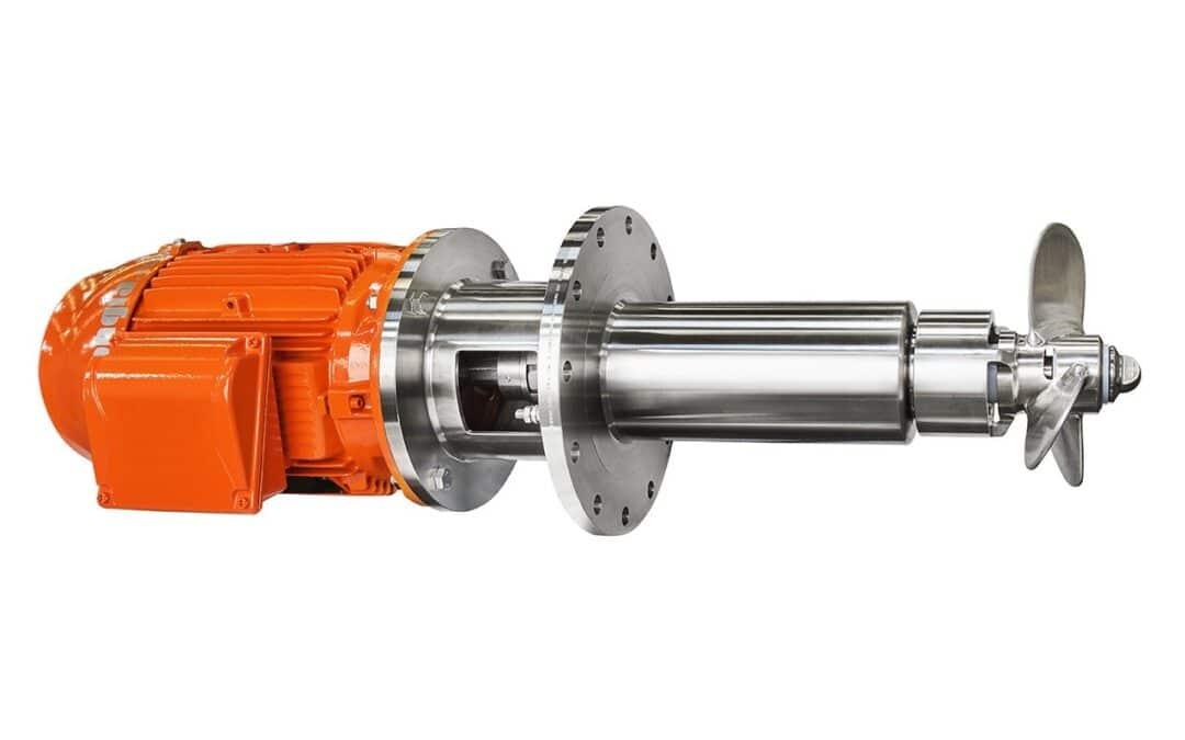 Magneetroerwerk voor chemische industrie
