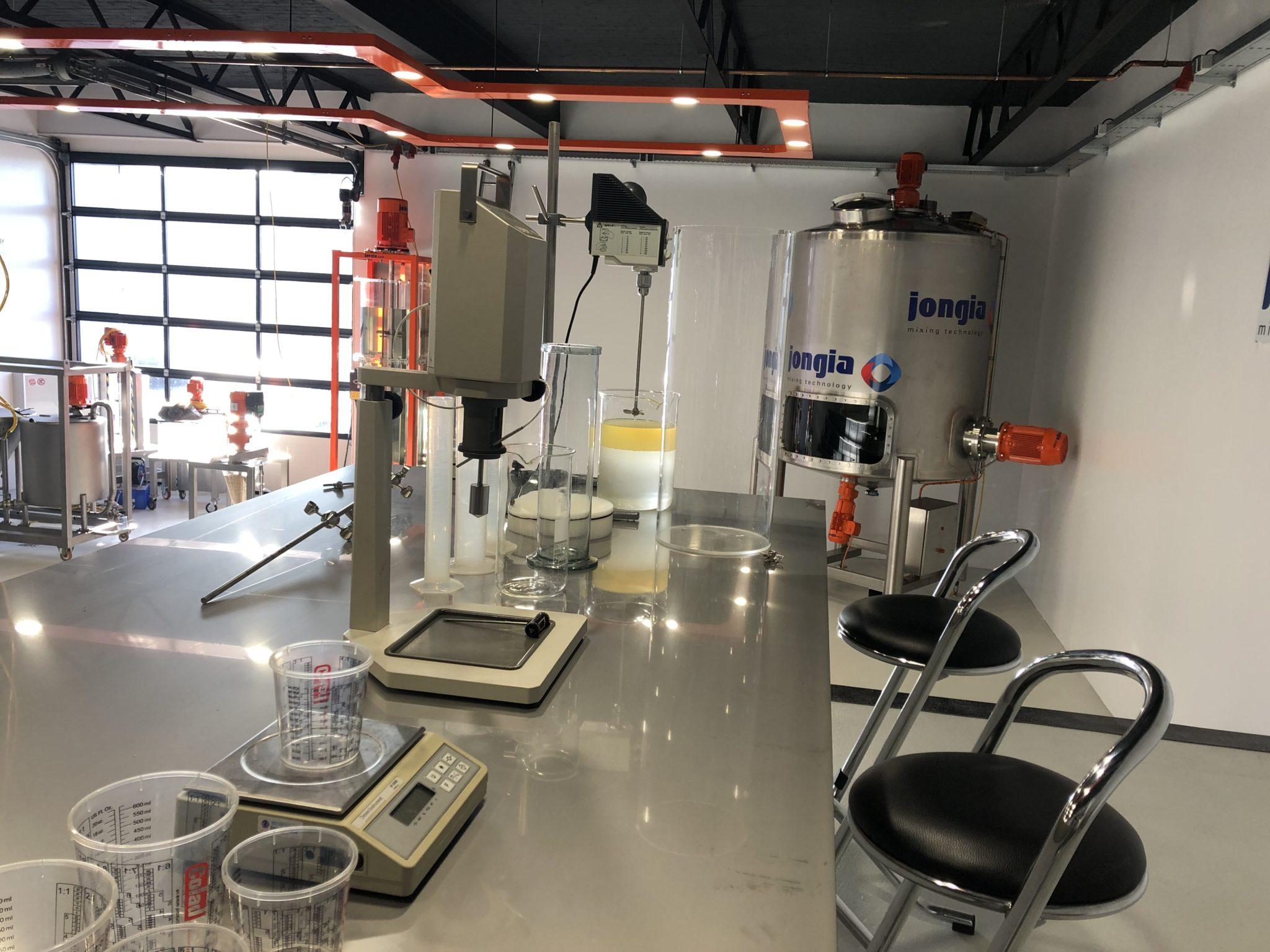 Het Technology Center van Jongia in Leeuwarden