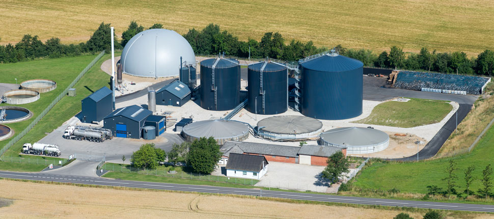 Jongia levert unieke top-entry roertechnologie voor de biogas markt aan Thorsø Biogas