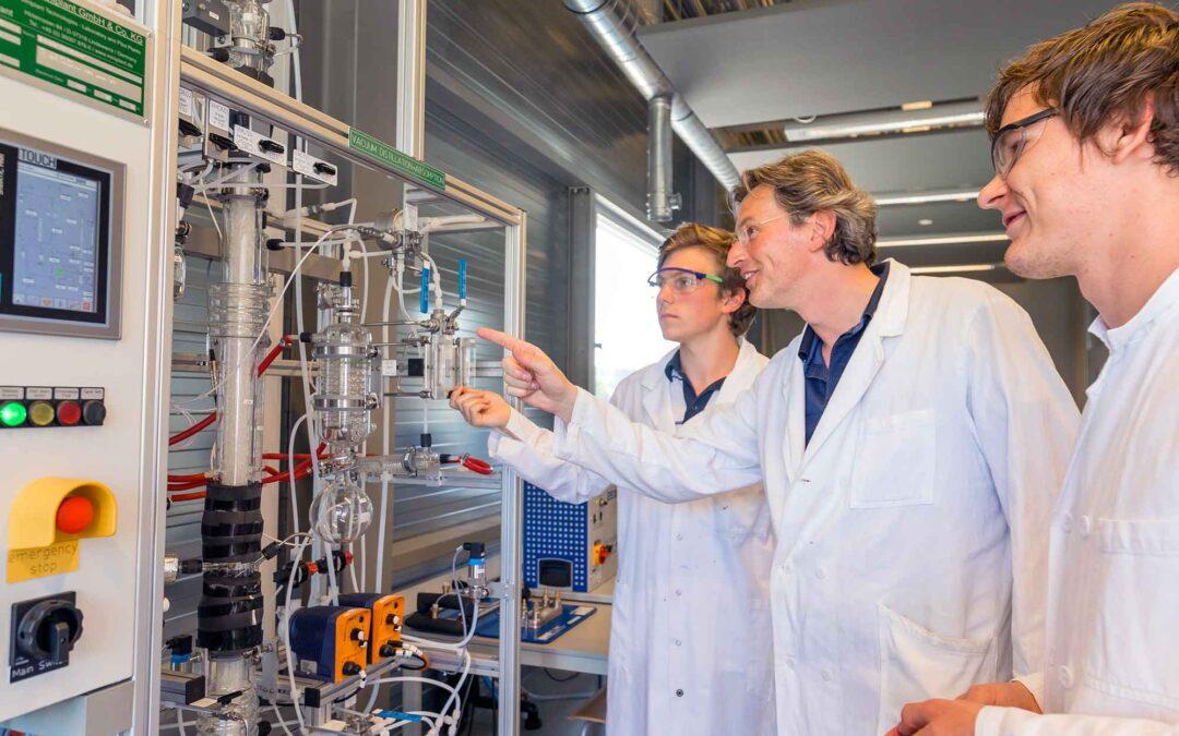 Onderwijs, wetenschap en bedrijfsleven komen samen bij ZAP