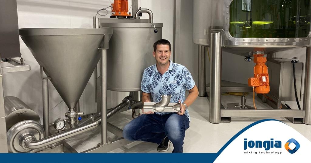 Het gezicht achter: Sales Engineer Sijko van der Veen