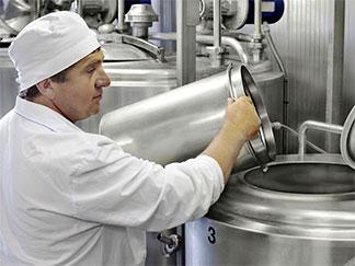 Jongia Mixing Technology uw partner voor mixers en mengers in de voedingsmiddelen industrie